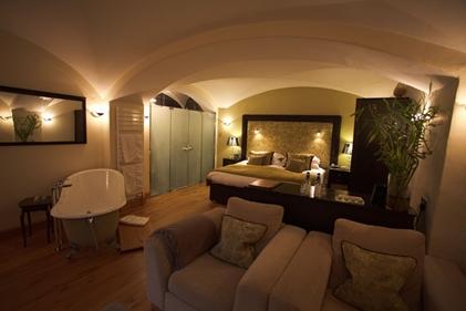 Boath House - interior