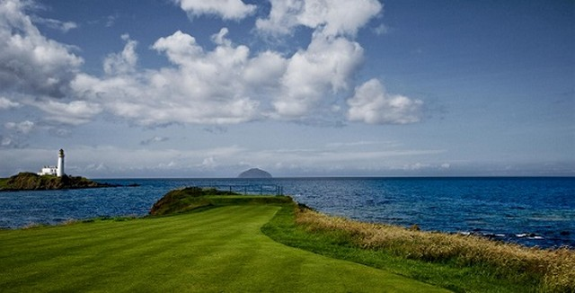 The Ailsa Course, Turnberry Resort