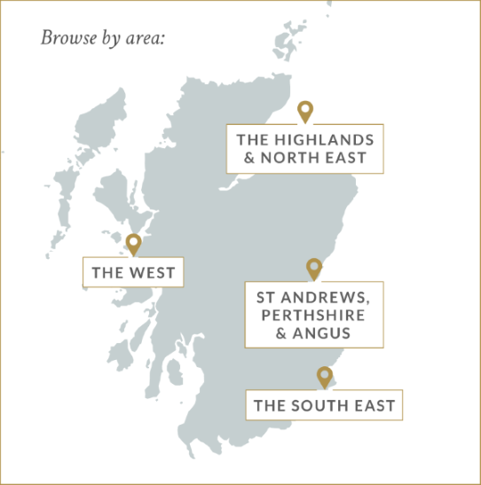 Where to Play - Scottish Golf Courses guide from Drumgolf on mountains scotland map, golf course glasgow, golf in scotland map, turnberry scotland map, muirfield scotland map, ireland scotland map,