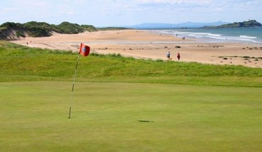 North Berwick Course 12th Green