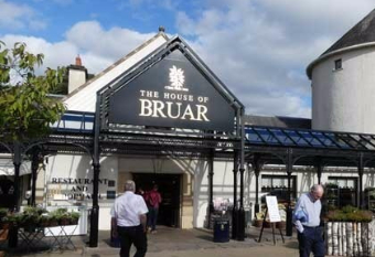Traditional Scottish shopping at the House of Bruar on your Scottish Golf Tour