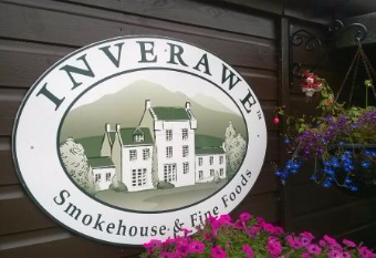 Inverawe Fisheries & Smokeries are the perfect break between golf rounds