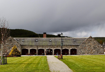 Royal Lochnagar Distillery - a must-see on your Golf Package Scotland