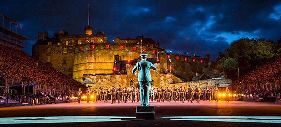 Golf events scotland 2018 scottish golf tours for Scotland military tattoo