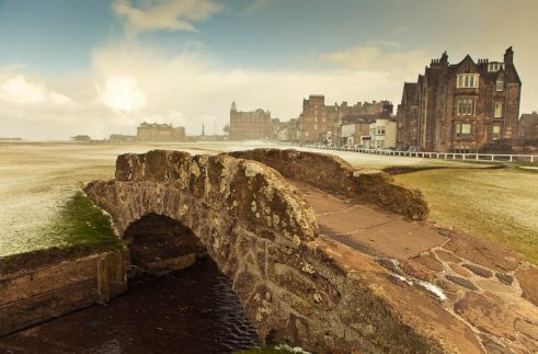 Golf Tours Scotland - St Andrews