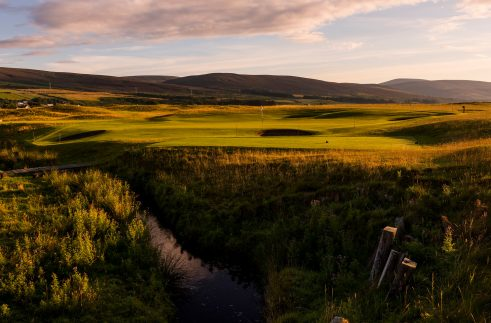 Custom Golf Tours Scotland - The Highlands, Brora