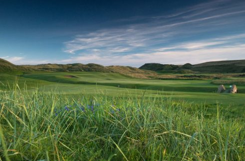 Custom golf tours Scotland - best of Aberdeenshire, Cruden Bay