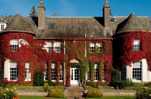 Luxury golf tours Scotland - best of accommodation St Andrews