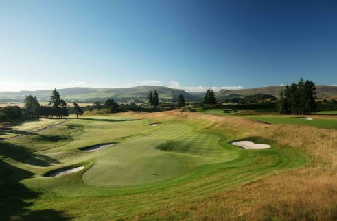 Custom Scottish Golf Tours - Best of Perthshire & Angus