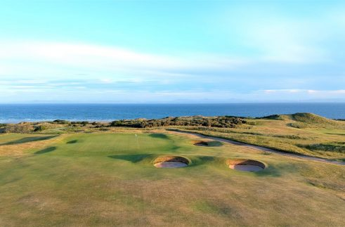 Luxury golf tours Scotland - East Lothian
