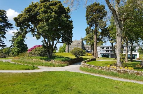 Luxury golf tours Scotland - best of accommodation Aberdeenshire