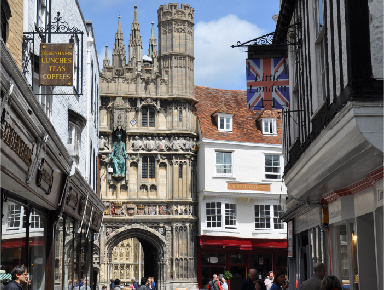 Cathedral Gate Hotel, Canterbury